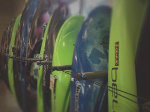 Kayak-wall